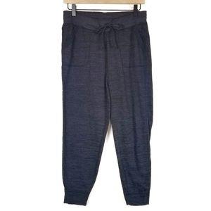 Athleta   basic gray jogger sweatpants b13